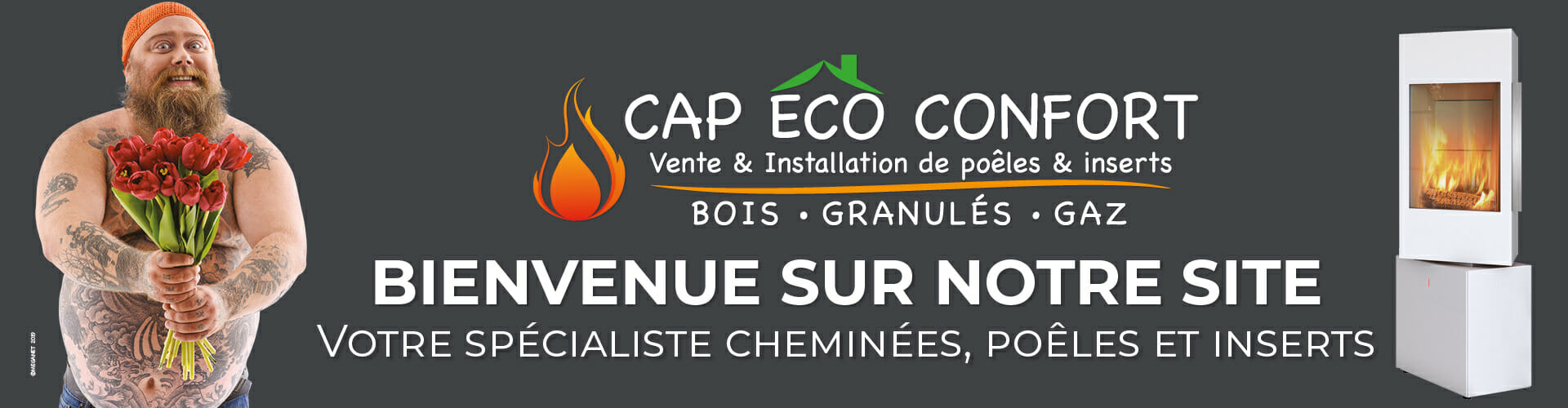 cap eco confort showroom a paroy